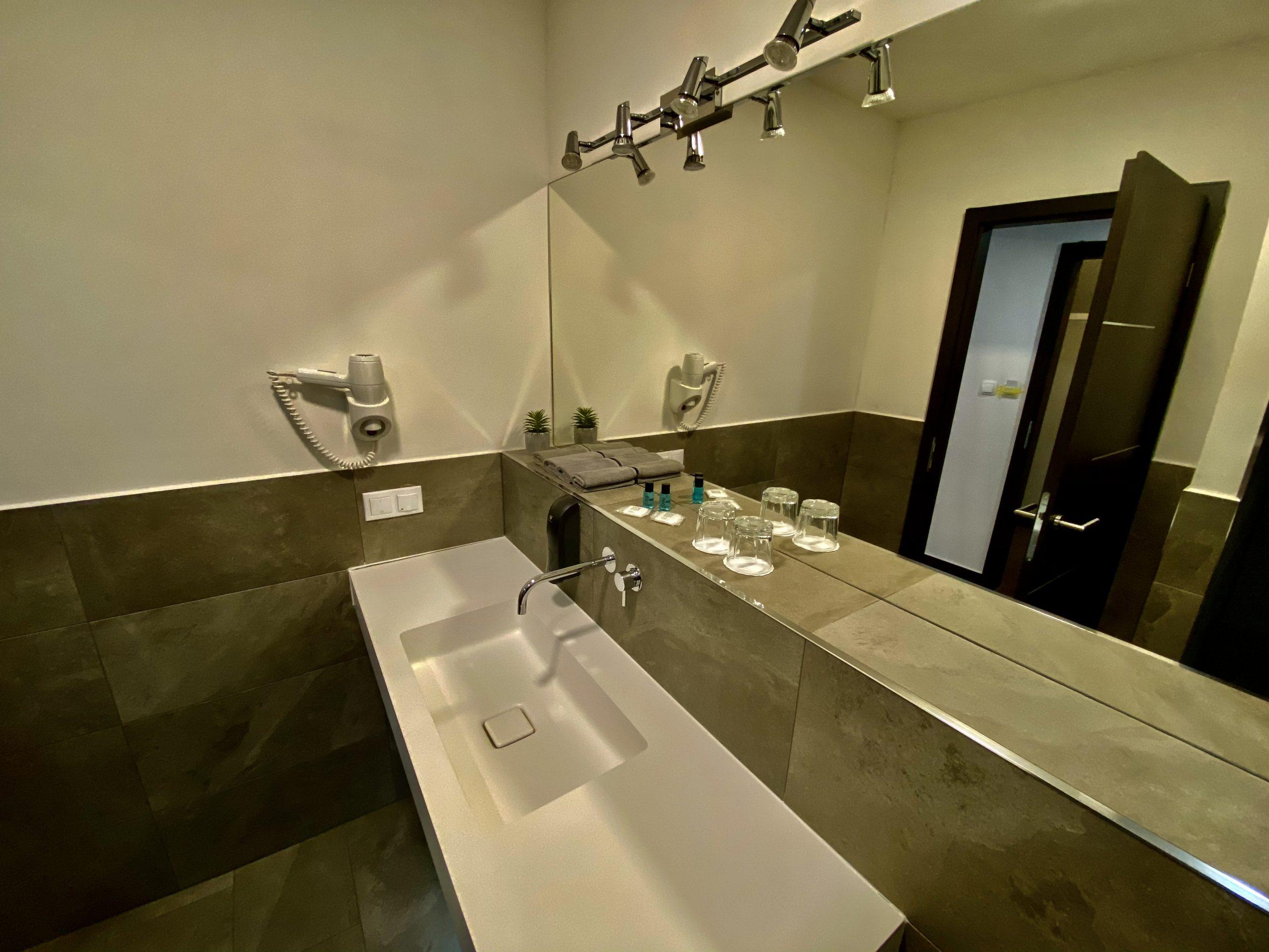 Deluxe fürdő